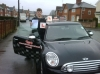 Peter passed with 1st Start Driving School