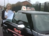 Kerry passed with 1st Start Driving School