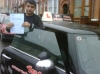 Tahir passed with 1st Start Driving School