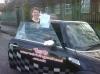 Sonya passed with 1st Start Driving School