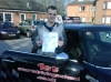 Jordan passed with 1st Start Driving School