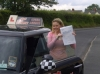 Roziee passed with 1st Start Driving School