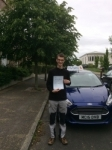 Alex Jenkins passed with Andy Woodgate Driver Training Ltd