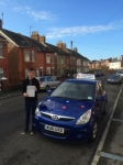 Cody passed with Andy Woodgate Driver Training Ltd