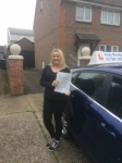 Emilie Hale passed with Andy Woodgate Driver Training Ltd