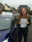 Fran  passed with Andy Woodgate Driver Training Ltd