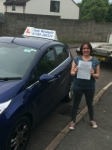 Gemma Dear passed with Andy Woodgate Driver Training Ltd
