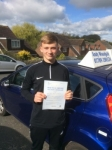Matt Stickland passed with Andy Woodgate Driver Training Ltd