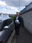 Mitch Page passed with Andy Woodgate Driver Training Ltd