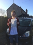 Ollie passed with Andy Woodgate Driver Training Ltd