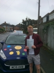 Rich  passed with Andy Woodgate Driver Training Ltd