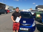 Rob Deadman  passed with Andy Woodgate Driver Training Ltd