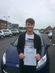 Sam Chaloner passed with Andy Woodgate Driver Training Ltd