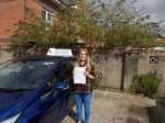 Tara Lees  passed with Andy Woodgate Driver Training Ltd