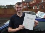 Dec Rockett passed with Andy Woodgate Driver Training Ltd