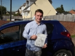 Lewis passed with Andy Woodgate Driver Training Ltd