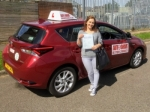 Dragana passed with Autodriveuk