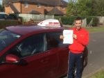 Kieron H passed with Autodriveuk
