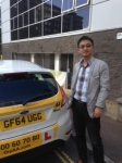 Changuang Yang passed with Bryan's School Of Motoring