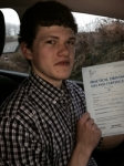 Dan Reeves passed with Bryan's School Of Motoring
