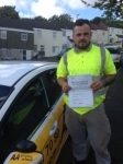 Dan Sweet passed with Bryan's School Of Motoring