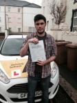 Daniel Miller passed with Bryan's School Of Motoring
