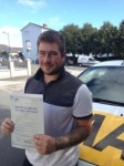 Darren Collins passed with Bryan's School Of Motoring