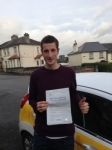 David Payne passed with Bryan's School Of Motoring