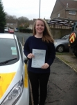 Ella Beardsley passed with Bryan's School Of Motoring