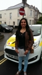 Dr Preya Ria passed with Bryan's School Of Motoring