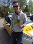 James Green passed with Bryan's School Of Motoring