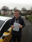 Jack Buchan passed with Bryan's School Of Motoring