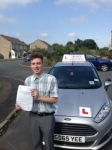 John Stringer passed with Bryan's School Of Motoring