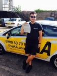 Josh Small passed with Bryan's School Of Motoring