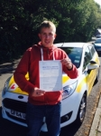 Josh Webb passed with Bryan's School Of Motoring