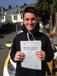 Kyle Faulkner passed with Bryan's School Of Motoring
