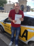 Martin Pearce passed with Bryan's School Of Motoring