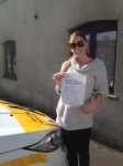 Samantha Bragg passed with Bryan's School Of Motoring