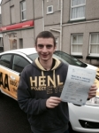Shane Iles-Wright passed with Bryan's School Of Motoring
