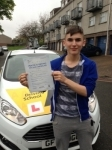 Szymon Melewski passed with Bryan's School Of Motoring