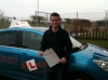 Nathan Tkaczuk - Cromer passed with Sylvia's School of Motoring