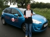 Leanne Allan - Cromer passed with Sylvia's School of Motoring
