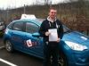Zander Youngman - Hungry Hill passed with Sylvia's School of Motoring