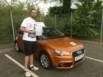 Blain Price - Overstrand  passed with Sylvia's School of Motoring