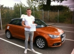 Peter Phillips - North Walsham passed with Sylvia's School of Motoring