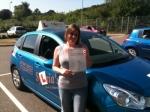 Mel Seton - Cromer passed with Sylvia's School of Motoring