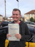 Alex passed with Caroline Driving Tuition