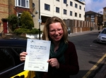Juillianna passed with Caroline Driving Tuition