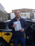 Brent passed with Caroline Driving Tuition