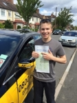 Craig passed with Caroline Driving Tuition